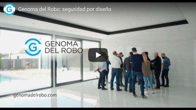 Genoma del rebobo: Seguridad por diseño