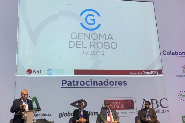 Smartcity y Genoma del robo