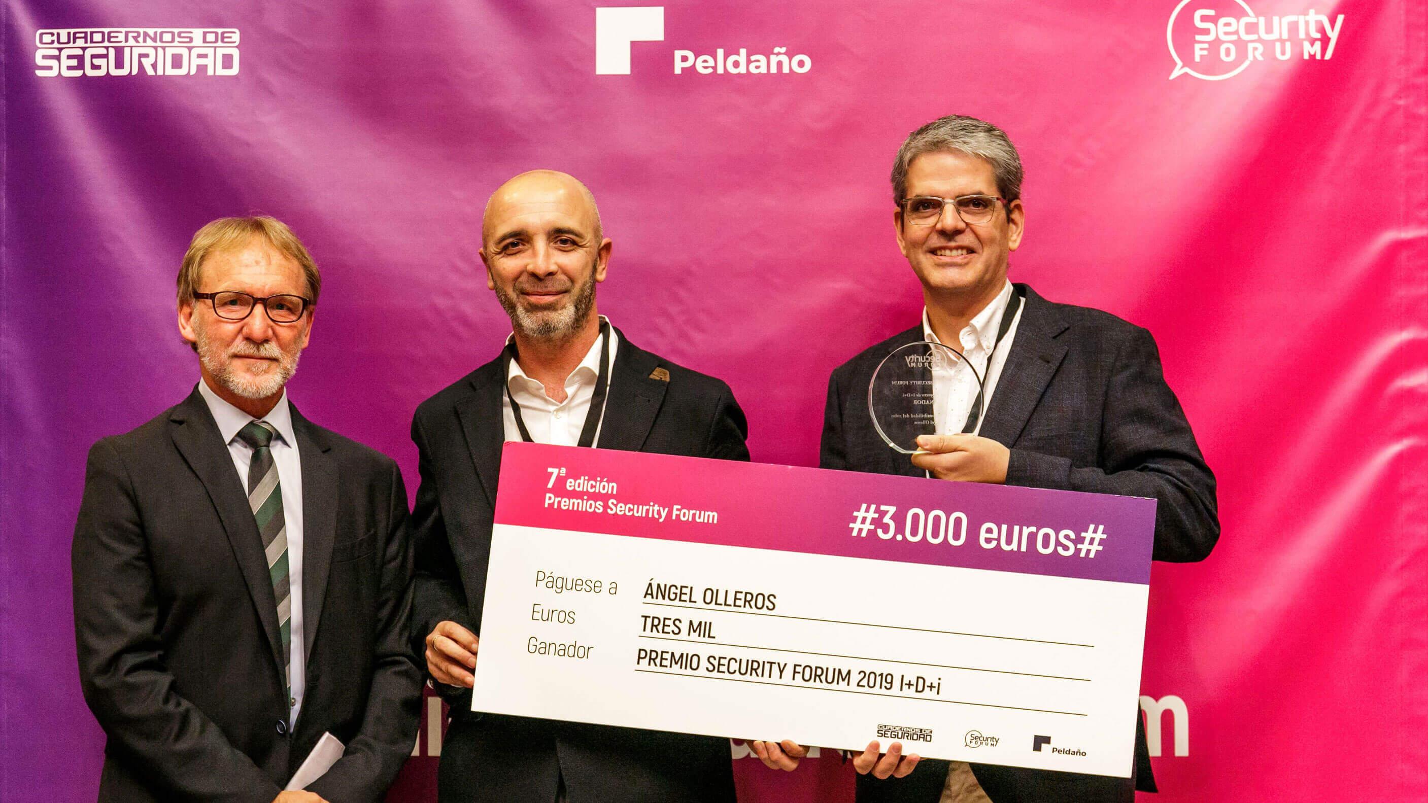 Premio Security Forum 2019